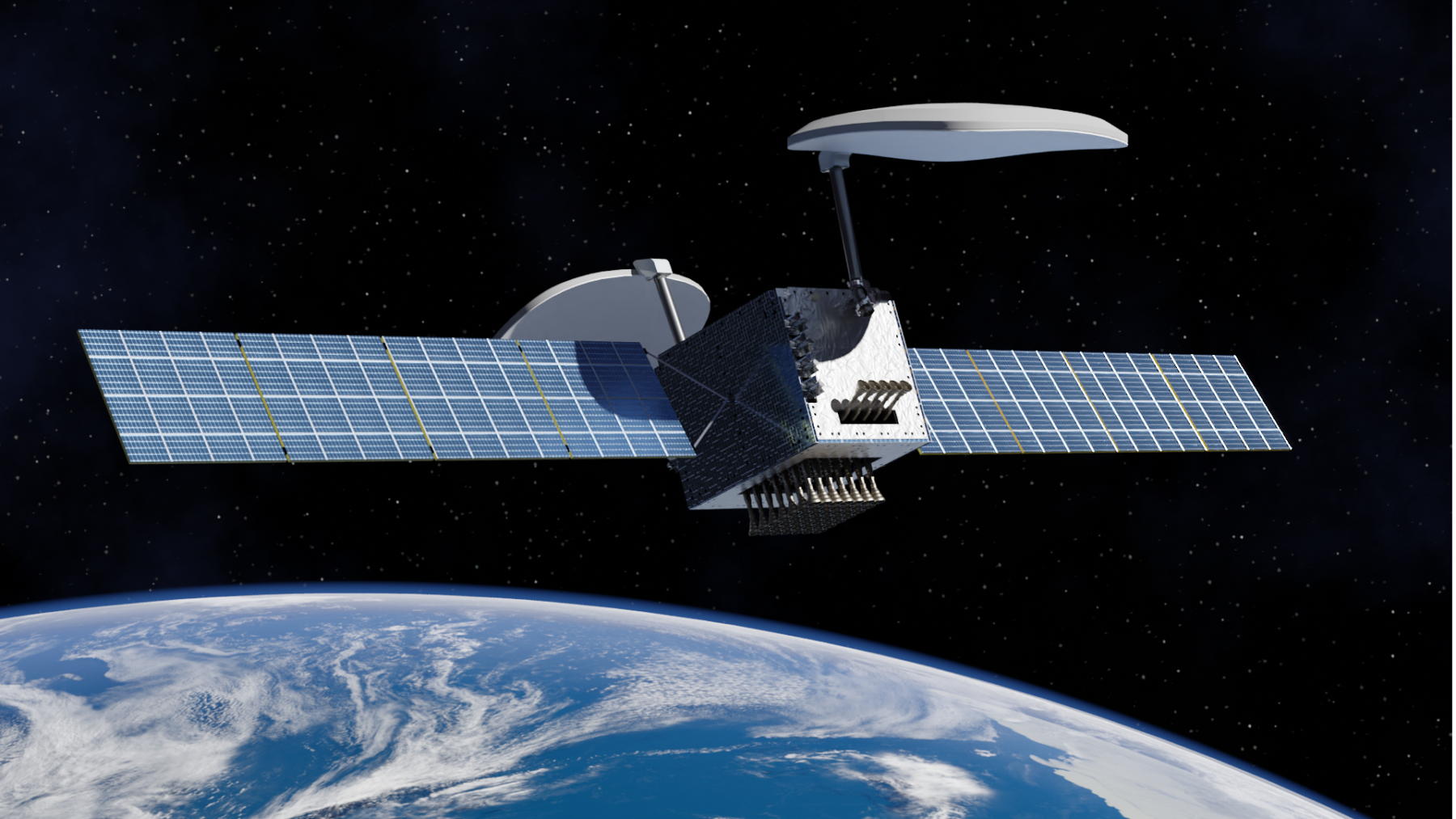 SWISSto12 and Saturn Satellite Networks collaborate to bring advanced small telecommunication satellites to GEO
